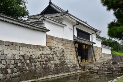 京都府:二条城、妙顕寺城、勝竜寺城、淀城、伏見城(その1)
