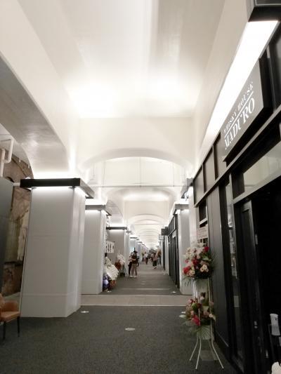 Go to Tokyo 高架下の新スポット日比谷OKUROJIと東京駅グランスタ