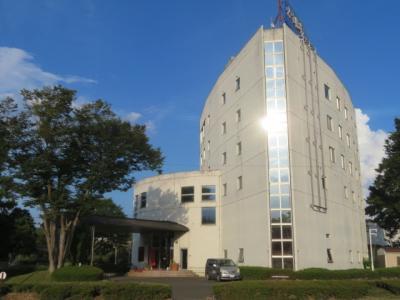 那須烏山の「大金温泉グランドホテル」に宿泊して温泉と食事を楽しむ