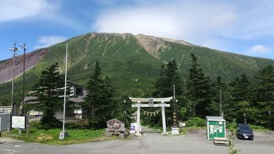 木曽の御嶽山にお札を頂きに行って来ました。29回目です。