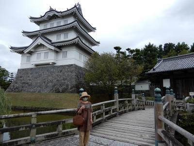 続日本100名城・忍城へ 137km(23.3km/L) のドライブ