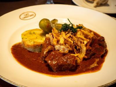 ウィーン料理『カフェラントマン』でランチ