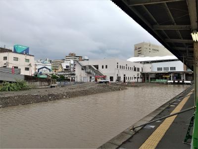 みんなの九州きっぷで長崎→熊本→別府→博多と巡る。【二日目:波乱のスタート、そして豊肥本線へ】