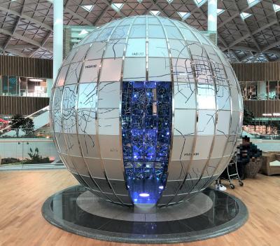 ソウル⑭仁川空港ターミナル2『KALラウンジプレステージクラスウエスト』プライオリティパス『マティーナラウンジ』『IASS仁川ラウンジ2』