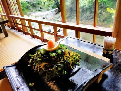 京都ひとり旅 ①宇治②高雄③京都市内 みすや針も買ったので旅刺繍してみました。