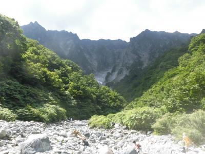 2020夏 18きっぷの旅2:JR土合駅から一ノ倉沢へ、新道と旧道を歩いて往復