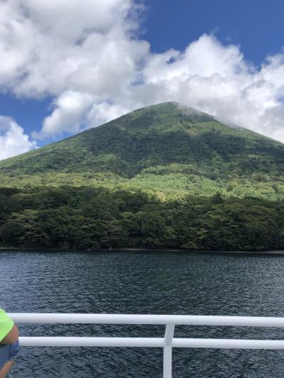 日光東照宮と中禅寺湖