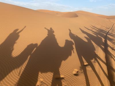 卒業旅行 魅惑のモロッコ10日間 サハラ砂漠を目指す2泊3日ツアー その2