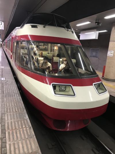 2020年8月、のんびり長野へ(後編:長野→湯田中→軽井沢→東京)