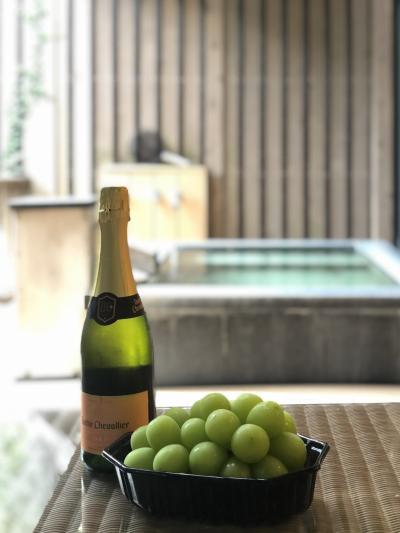 2020年9月 湯河原・阿しか里で露天風呂とワイン満喫の旅