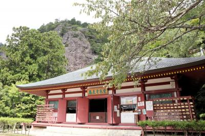 1泊2日で湯谷温泉の旅 2日目:鳳来寺山散策