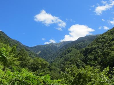 第3回山登り 南アルプス聖岳(長野県)2020年09月09日