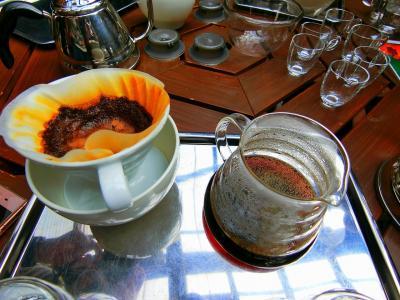 2019年 年末年始 東京都 小笠原諸島 -コーヒー農園見学&手作りコーヒー体験-