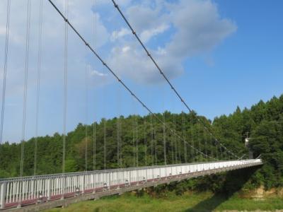 栃木・那珂川町「道の駅ばとう」から「南那須大金」に行って「道の駅サシバの里いちかい」へ