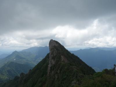2020 愛媛県 父子2人旅~ 石鎚山(1,982m) ~ 登山編 ~ 西日本最高峰に到達 怖かった ~