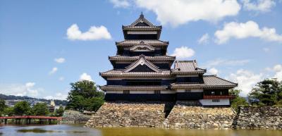 城マニアでない私の国宝松本城訪問記