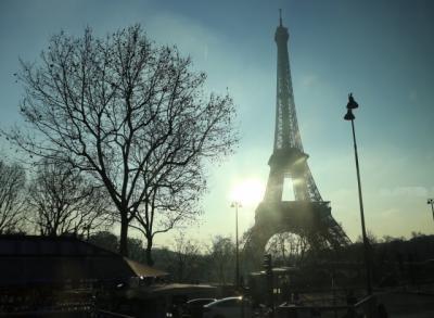 自宅でパリ!初めてのオンラインツアー参加 シャイヨ宮からエッフェル塔へ