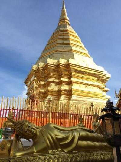 初タイ・チェンマイ観光・その④