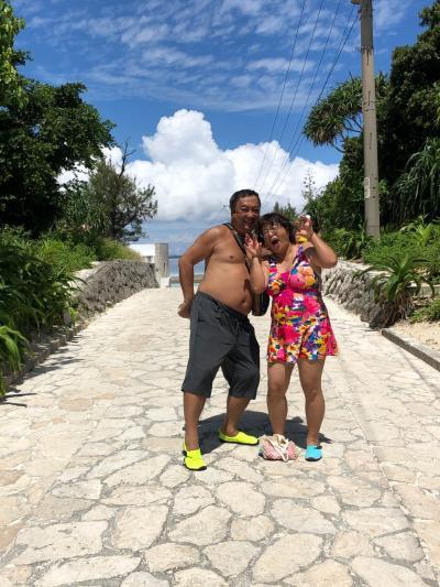 2020沖縄でお魚に癒される その4 水納島