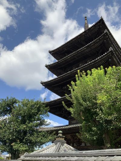 京都(祇園・東山) テクテク一人街歩き