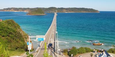 青い空青い海 ここは沖縄?いえいえ山口県