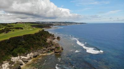 2020 JALどこかにマイルを使った沖縄ドローン空撮の旅~リベンジ編~(Day2)