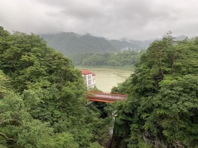 剣ヶ峰登山と猿ヶ京温泉後編