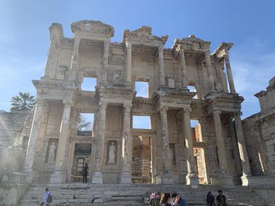 2020年2月 大学生が行く トルコ10日間周遊 6日目 アフロディシアス他