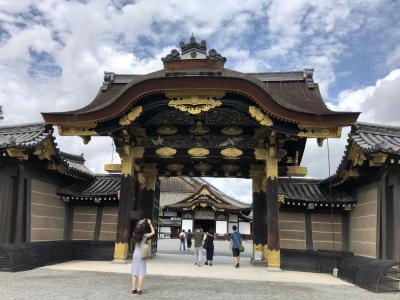 JR東海ツアーズで行く京都 1泊2日 京都 ②