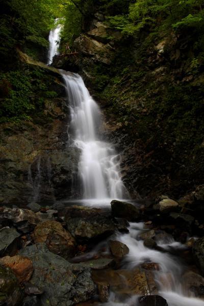 ◆会津下郷・暦は初秋だけど残暑厳しき日暮滝&罠かけの滝
