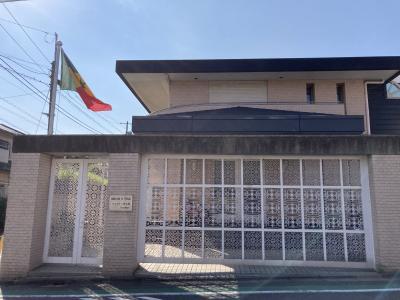 2020秋の大使館巡り(1)都立大学駅周辺