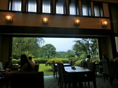 県内旅行で85歳の母と3人で箱根明神平にある東急ハーヴェストクラブ明神平へ。