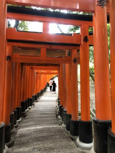 Go To 京都 3 伏見稲荷大社 京野菜レストラン梅小路公園
