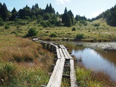 ★快晴でした!滋賀県比良山系の最高峰武奈ヶ岳に行きました。