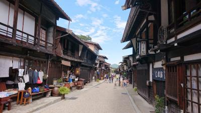 奈良井の会(といっても一人だけど)