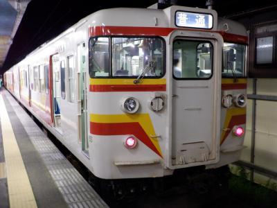 L SEP 2020  週末パスを使ってテツ旅・・・・・⑤弥彦線115系