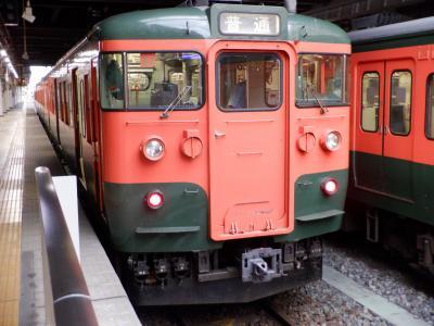 L SEP 2020  週末パスを使ってテツ旅・・・・・⑦しなの鉄道115系