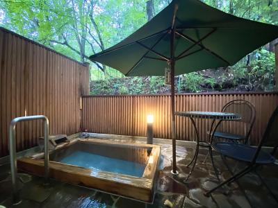 「ホテルユーロシティ」全室露天風呂付きの部屋♪ 日光の老舗と神社仏閣を巡る旅♪