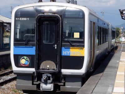 L SEP 2020  週末パスを使ってテツ旅・・・・・⑩小海線キハE200系