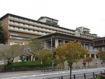 ウェスティン都ホテル京都(ラグジュアリースイート平安京ビュー)