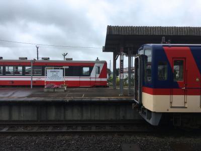第三セクター乗り鉄の旅② 鹿島臨海鉄道編  +★久しぶりのFESとメヒコの旅など★
