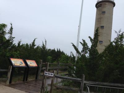 ニュージャージー州 ケープメイ ー 第二次世界大戦ルックアウト タワー