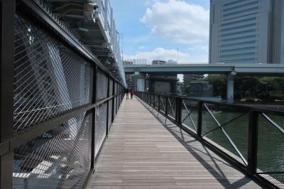 隅田川新名所 SUMIDA RIVER WALK 辺り サイクリング 9月/2020