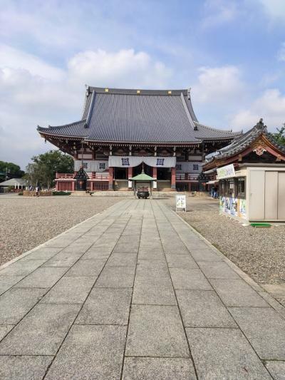 東急沿線散歩(寺社仏閣めぐり:池上本門寺、新田神社)