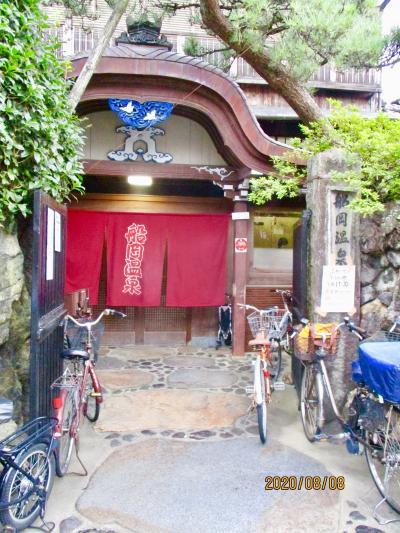 真夏の京都はバス1日券利用でスイスイ