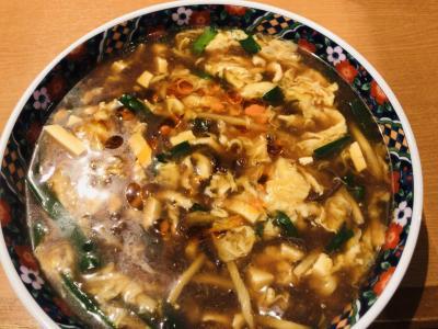 札幌散歩 酸辣湯麺を巡る旅