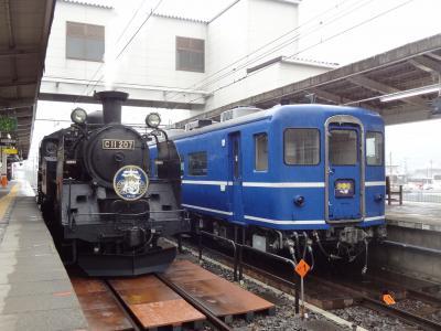 東武会津フリーパスで行く温泉旅・その6.SL大樹&東武/野岩鉄道乗りまくり。