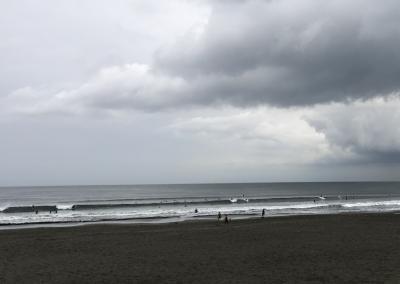 台風12号が接近、ならなら GO GO湘南鵠沼への備忘録編