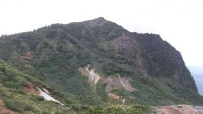 秋の八幡平周辺1 黒倉山