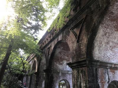 GoToトラベルin京都(南禅寺で湯葉、湯豆腐を食する旅)